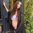 """Nabilla Benattia enceinte, elle a dû aller aux urgences suite à un malaise : """"on a eu très peur"""""""