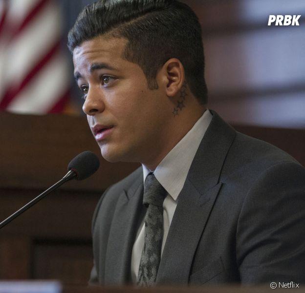 13 Reasons Why saison 3 : Christian Navarro (Tony) change de look et intrigue les fans