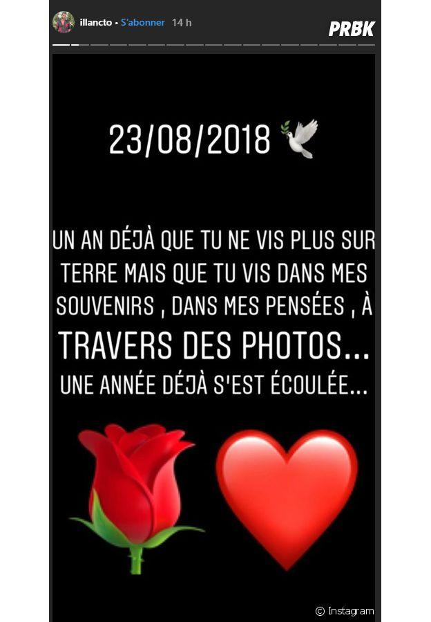 Astrid Nelsia, Illan, Adrien Laurent... leur hommage touchant à Tom Diversy 1 an après sa mort