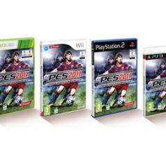 PES 2011 ... une première mise à jour le 12 octobre 2010