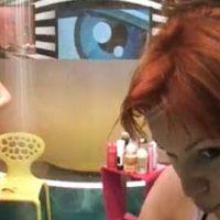 Secret Story 4 ... la douche du 11 octobre 2010