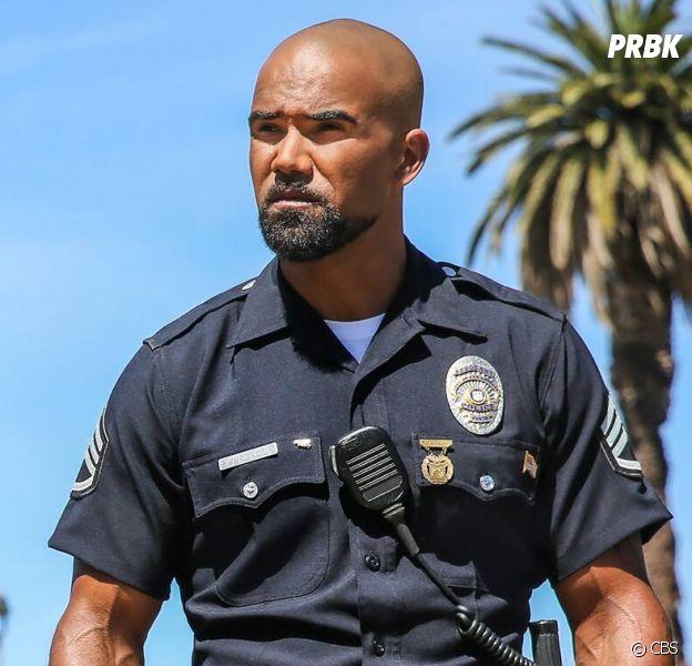 Shemar Moore a un tatouage en hommage à sa série SWAT