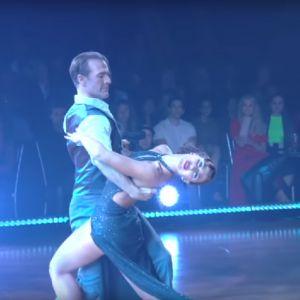 Danse avec les Stars US : James Van Der Beek (Dawson) impressionne avec sa première danse
