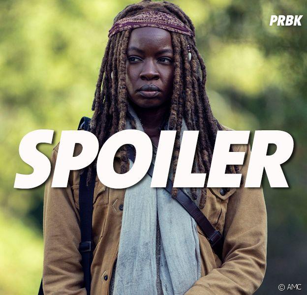 The Walking Dead saison 10 : Michonne bientôt morte ?