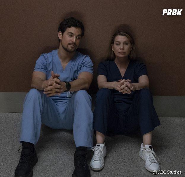 Grey's Anatomy saison 16 : bientôt la rupture pour Meredith et Andrew ?