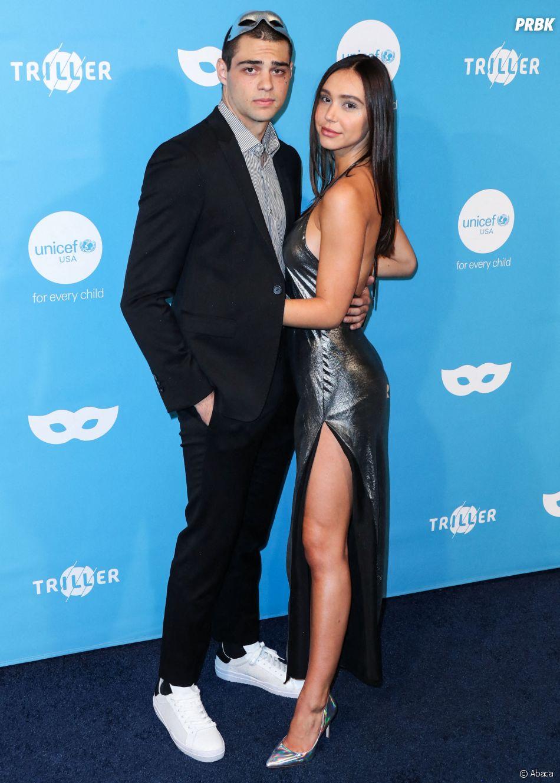 Noah Centineo et Alexis Ren en couple : premier red carpet à deux à l'UNICEF Masquerade Ball