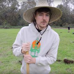 600 youtubers, dont Mr Beast, PewDiePie et Ninja, vont tenter de planter 20 millions d'arbres