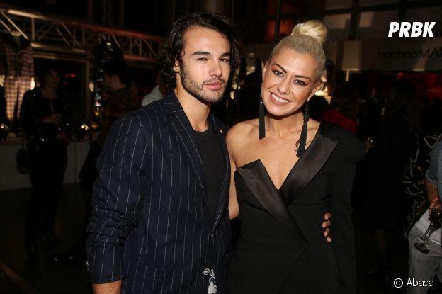 Anthony Colette et Katrina Patchett à la soirée de lancement de la collab BoohooMAN x Dadju