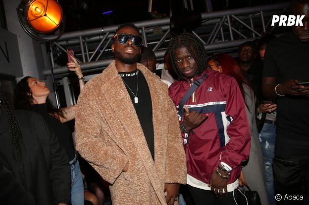 Dadju et Salif Gueye à la soirée de lancement de la collab BoohooMAN x Dadju