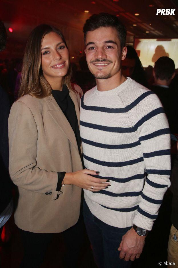 Camille Cerf et Cyrille Roty à la soirée de lancement de la collab BoohooMAN x Dadju