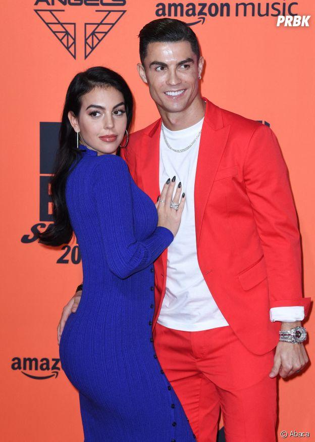 MTV EMA 2019 : Cristiano Ronalo et Georgina Rodriguez sur le red carpet