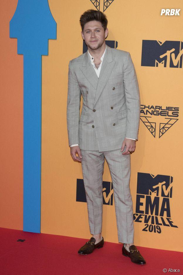 MTV EMA 2019 : Niall Horan sur le red carpet