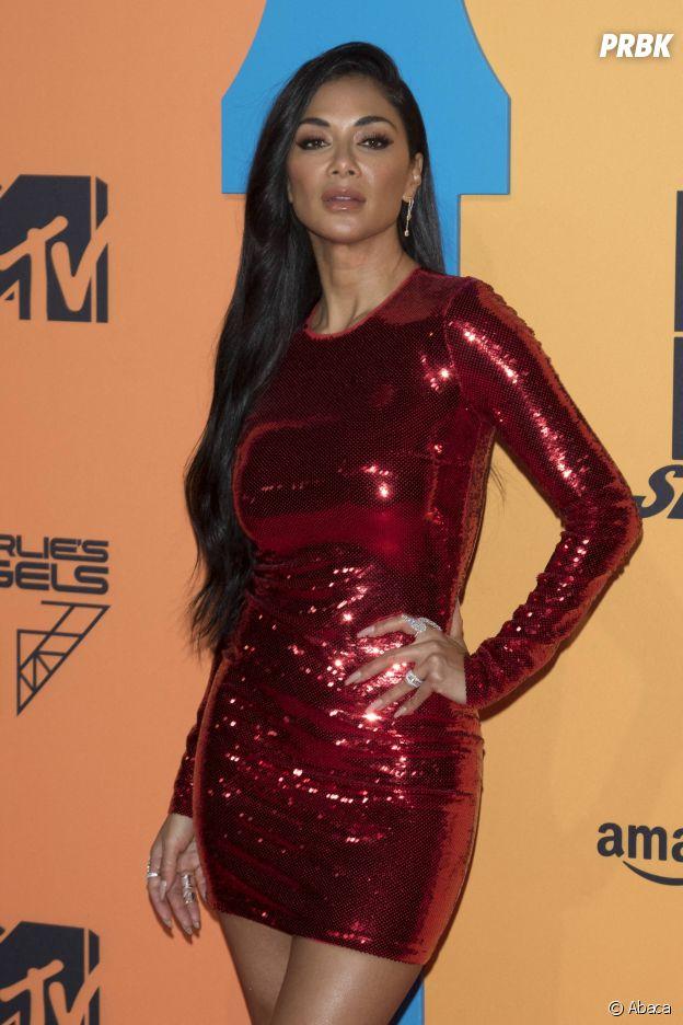 MTV EMA 2019 : Nicole Scherzinger sur le red carpet