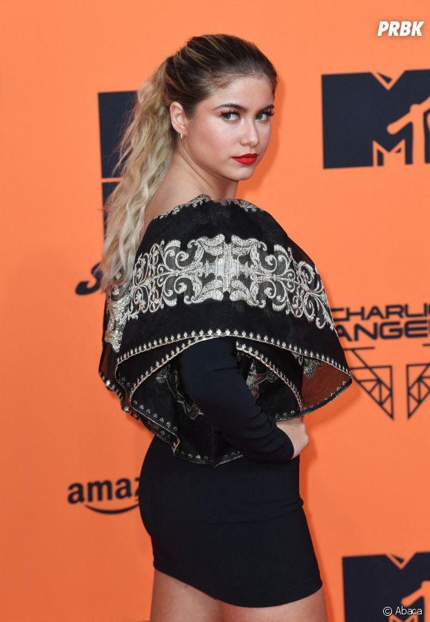 MTV EMA 2019 : Sofia Reyes sur le red carpet
