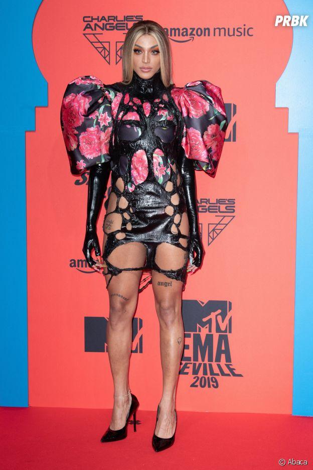 MTV EMA 2019 : Pablo Vittar sur le red carpet