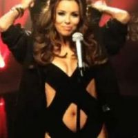 Eva Longoria ... Hyper sexy en rappeuse pour les MTV Europe Music Awards