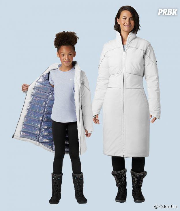 La Reine des Neiges 2 : la collab de vestes chaudes avec Columbia