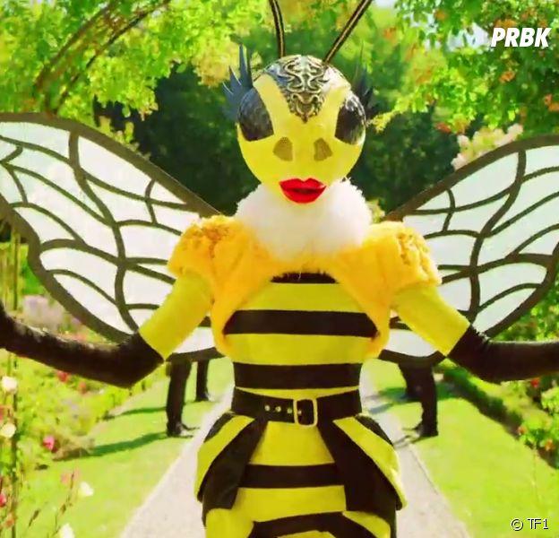 Mask Singer : quelle célébrité se cache derrière l'abeille ?