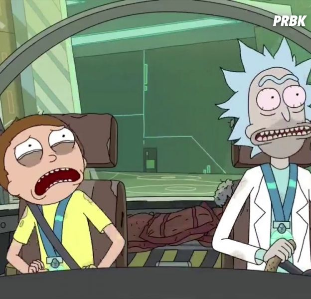 Rick & Morty saison 4 : les nouveaux épisodes diffusés... sur un site porno