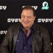 """Doom Patrol vue par Brendan Fraser : """"C'est pas une série sucrée pour les gamins"""" (Interview)"""