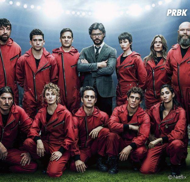 La Casa de Papel : bientôt un spin-off pour la série espagnole de Netflix ?