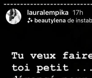 Laura Lempika (Les Marseillais VS Le reste du monde 4) menacée de mort : elle réagit
