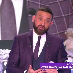 Cyril Hanouna accusé de plagiat par France 2, il réplique