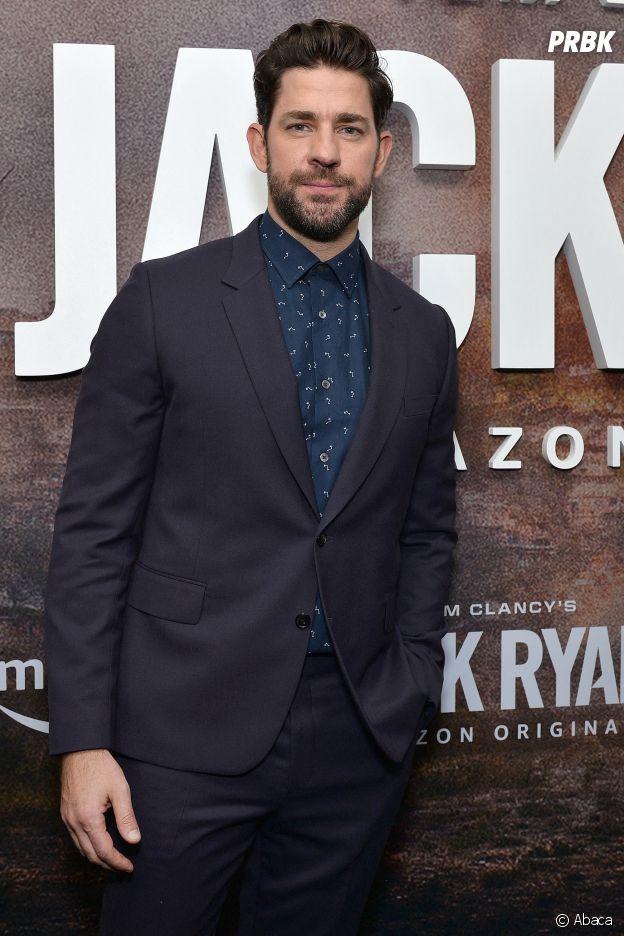 John Krasinki a failli jouer Captain America