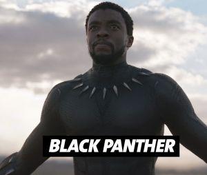 Chadwick Boseman joue Black Panther