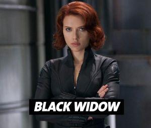 Scarlett Johansson joue Black Widow