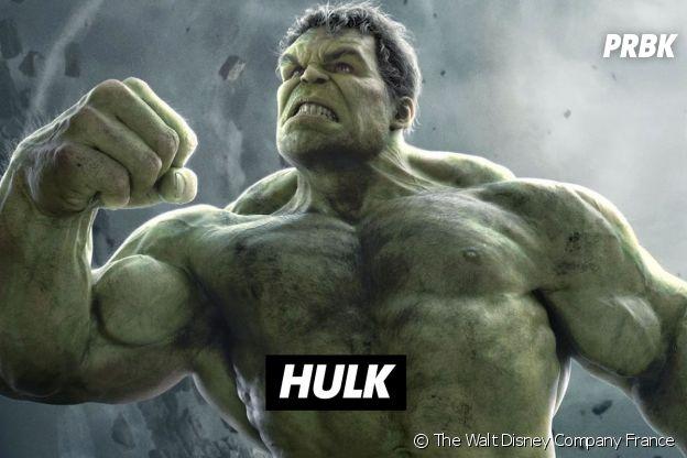 Mark Ruffalo joue Hulk