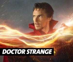 Benedict Cumberbatch joue Doctor Strange