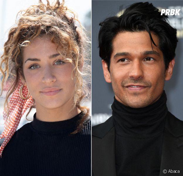 Manon Azem (Prise au piège) en couple avec Vinnie Dargaud de Scènes de ménages !