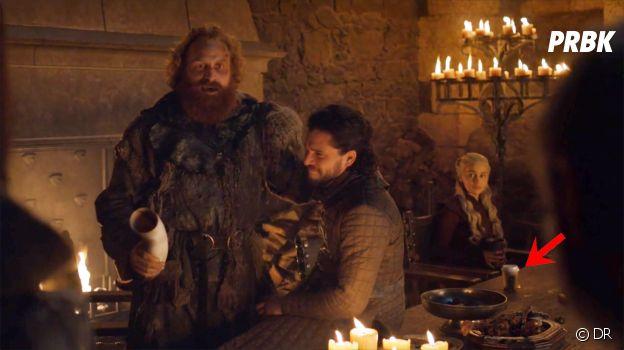 Les 10 moments les plus idiots des séries en 2019 : le gobelet de Game of Thrones