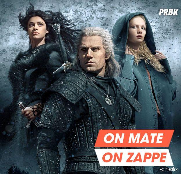 The Witcher : faut-il regarder la série avec Henry Cavill ?