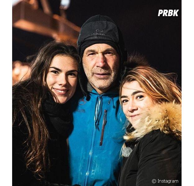 Mike Horn retrouve ses filles après son expédition dangereuse