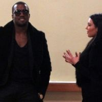 Kim Kardashian ... Très très proche de Kanye West