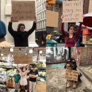 Instagram : entre humour et dénonciation, la tendance des comptes avec des pancartes se multiplie