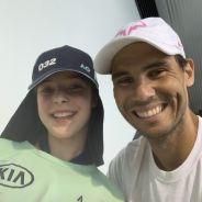 Rafael Nadal : son adorable geste après avoir blessé une ramasseuse de balles