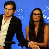 Ashton Kutcher et Natalie Portman ... Pris en flag de baiser volé