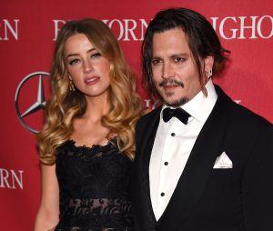 """Amber Heard violente avec Johnny Depp ? Elle avoue l'avoir """"frappé"""" dans un message audio"""