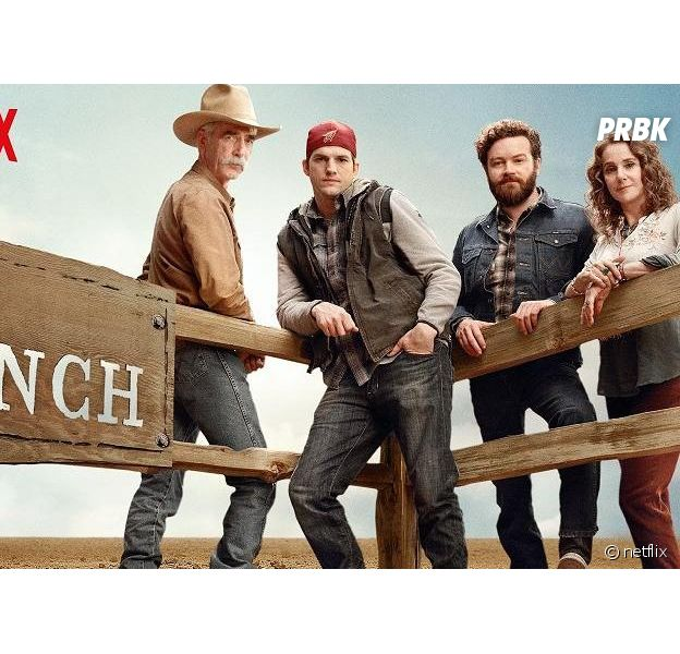 The Ranch partie 8 : Ashton Kutcher content que la série soit terminée