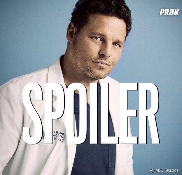 Grey's Anatomy saison 16 : Alex Karev s'invite presque dans l'épisode 12