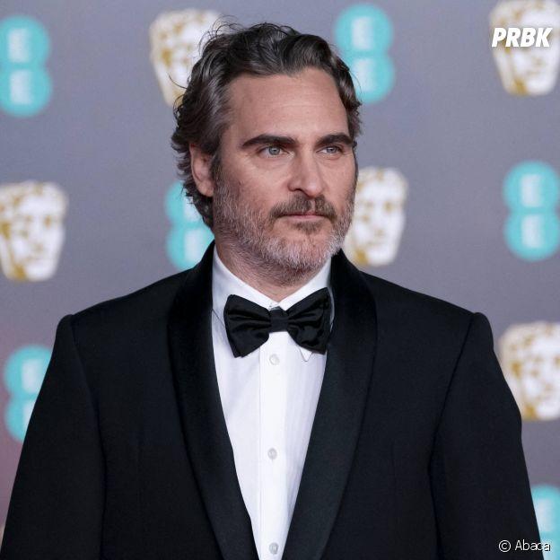 Joaquin Phoenix sur le red carpet des BAFTA 2020