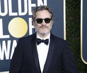 Joaquin Phoenix sur le red carpet des Golden Globes 2020