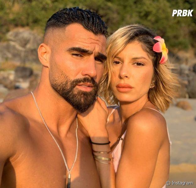 Sarah Lopez (Les Anges 12) et Jonathan, la rupture !