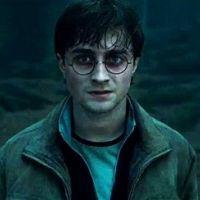 Harry Potter 7 ... Une affiche angoissante