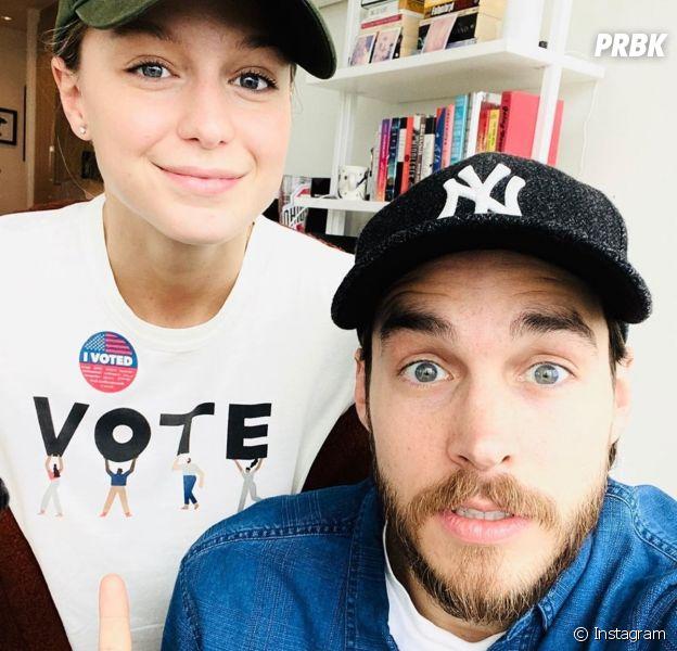 Melissa Benoist enceinte : Chris Wood dévoile le sexe de leur bébé