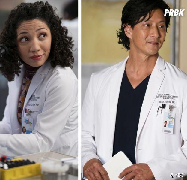 Good Doctor saison 4 : Carly Lever et Alex Park absents de la suite ? On a la réponse