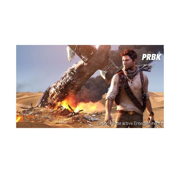 PS4 : les jeux Uncharted et Journey gratuits en téléchargement sur PS4